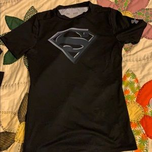 Under Armour Superman Compression Shirt